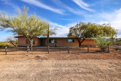 Tucson Single Family Home Active Contingent: 3041 W Glenn Point Lane