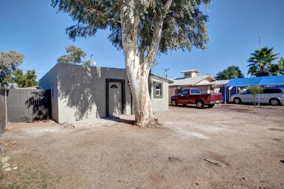 Tucson Single Family Home Active Contingent: 3753 E 33rd Street