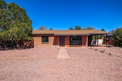 Tucson Single Family Home For Sale: 841 E Copper Street