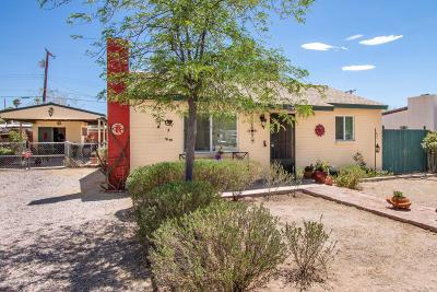 Tucson Single Family Home For Sale: 4638 E 24th Street
