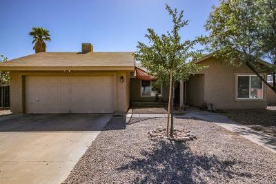 Tucson Single Family Home For Sale: 6150 N Ginger Avenue