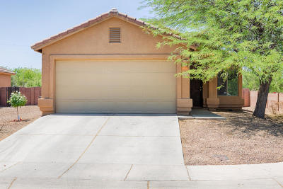 Marana AZ Single Family Home Active Contingent: $170,000