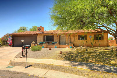 Green Valley Single Family Home For Sale: 210 E Placita Pera