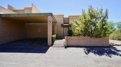 Tucson Townhouse For Sale: 3524 S Mission Road #Unit 7