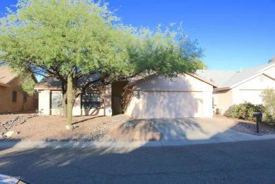 Tucson Single Family Home For Sale: 7928 N Supernova Drive