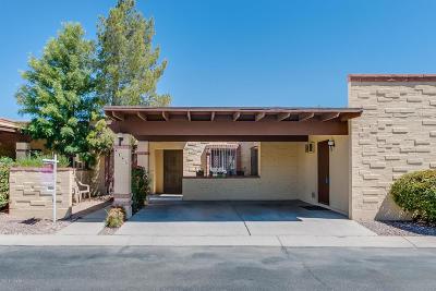 Tucson AZ Townhouse For Sale: $159,000