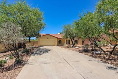 Tucson Single Family Home For Sale: 5681 N Placita Favorita