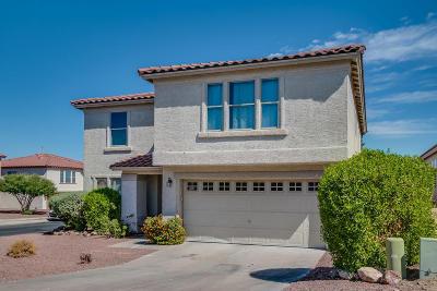 Tucson Single Family Home Active Contingent: 3460 N Scott Mine Lane