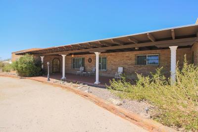 Tucson Single Family Home For Sale: 410 W Camino Del Oro