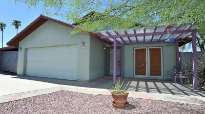 Tucson Single Family Home For Sale: 2116 W Wagon Wheels Drive