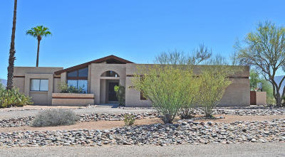 Tucson AZ Single Family Home Active Contingent: $375,000