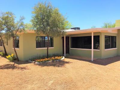 Single Family Home Active Contingent: 3053 N Palo Verde Avenue