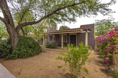 Tucson Single Family Home For Sale: 3212 N Anderson Drive