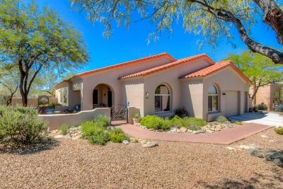 Tucson Single Family Home For Sale: 8866 E Honeybear Place