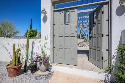 Tucson Single Family Home For Sale: 5625 N Northern Hills Drive