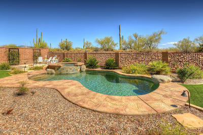 Marana Single Family Home For Sale: 12652 N Fallen Shadows Drive