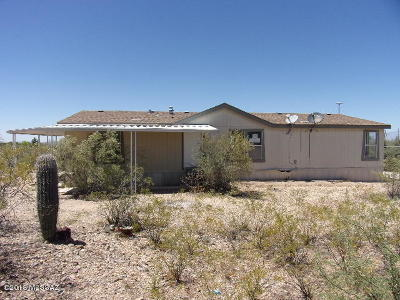Sahuarita Manufactured Home For Sale: 16656 S Three Wells Court
