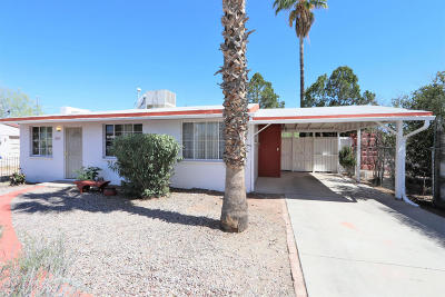 Pima County Single Family Home For Sale: 3723 E Ellington Place