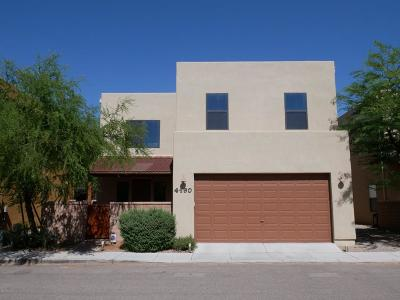Tucson Single Family Home For Sale: 4190 N Stone Cliff Drive