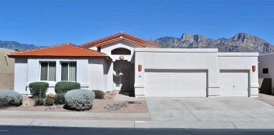 Tucson Single Family Home For Sale: 11264 N Sawtooth Road