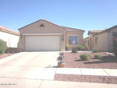 Sahuarita AZ Single Family Home For Sale: $159,000