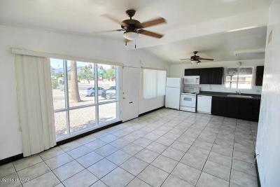 Tucson Single Family Home For Sale: 742 E Lester Street