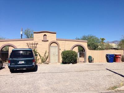 Tucson Residential Income For Sale: 393 E Delano Street