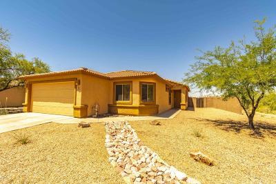 Marana Single Family Home For Sale: 12477 N Crimson Vista Drive