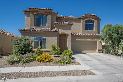 Vail Single Family Home Active Contingent: 12452 E Corte Manta