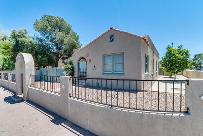 Tucson Single Family Home For Sale: 1404 E Grant Road