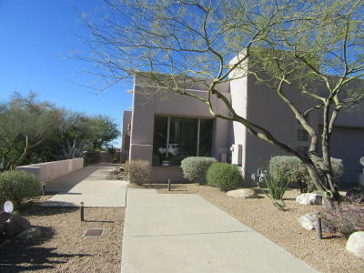 Tucson Single Family Home Active Contingent: 6225 N Ventana View Place
