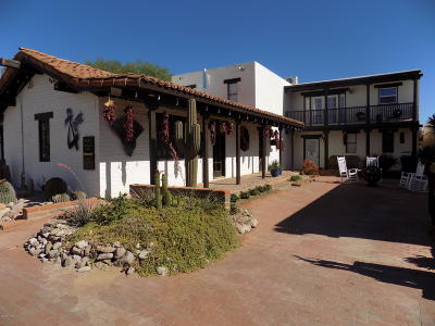 Tubac Single Family Home For Sale