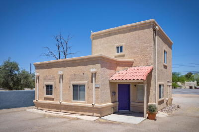 Tucson Single Family Home For Sale: 1427 E Broadway Bl