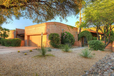 Tucson Townhouse Active Contingent: 4640 N Camino Campero