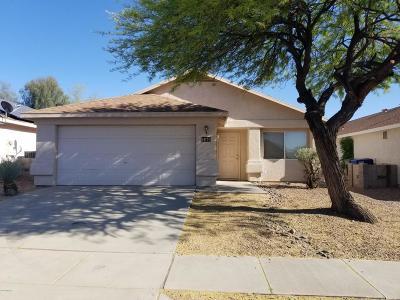 Tucson Single Family Home For Sale: 1676 E Saint Isidore Street