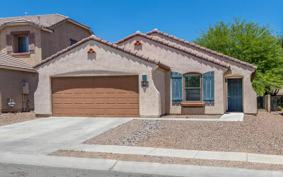 Sahuarita Single Family Home Active Contingent: 76 W Calle Priscal