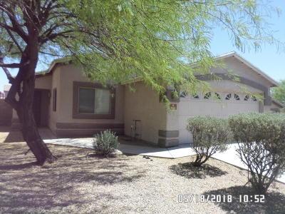 Single Family Home For Sale: 3652 W Camino Del Viento