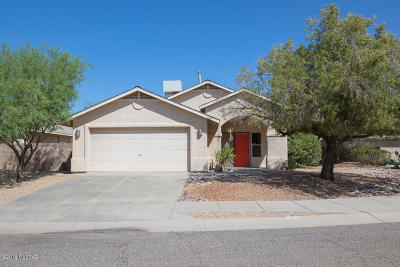 Tucson Single Family Home For Sale: 1681 N Clifton Street