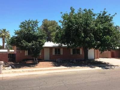 Pima County Single Family Home For Sale: 7922 N Jensen Drive