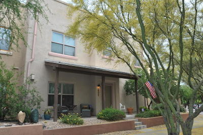 Tucson Single Family Home For Sale: 10457 E Seven Generations Way