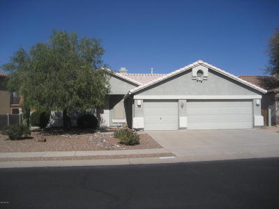 Tucson Single Family Home For Sale: 7342 W Silver Sand Drive