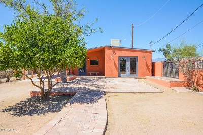 Tucson Single Family Home For Sale: 300 W 38th Street