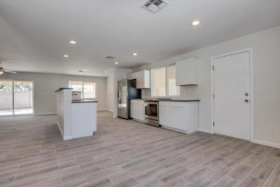 Tucson Single Family Home For Sale: 3501 W Tophoy Place
