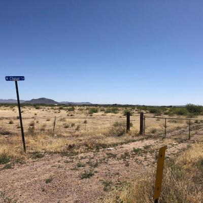 Willcox Residential Lots & Land For Sale: 3663 W Cheser Lane
