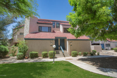 Tucson Townhouse For Sale: 4275 N River Grove Circle #228