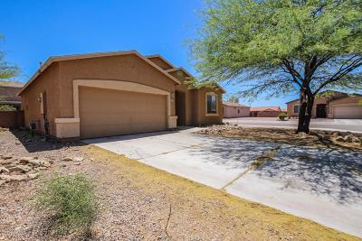 Tucson Single Family Home Active Contingent: 7459 W Harvest Court
