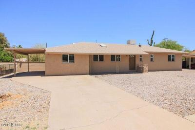 Tucson Single Family Home For Sale: 935 S Carnegie Drive