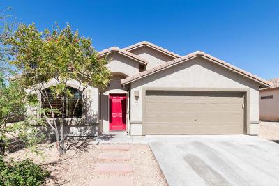 Tucson Single Family Home For Sale: 3414 S Desert Promenade Road