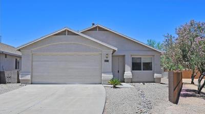 Tucson Single Family Home Active Contingent: 1673 E Saint Joan Of Arc Drive