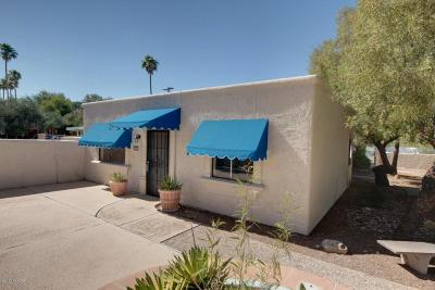 Pima County Townhouse Active Contingent: 1409 E Fort Lowell Road